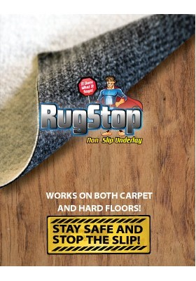 Rug Stop Underlay Double Sided