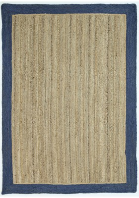 HAMPTON SOLID BORDER NAVY