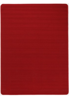 PABLO CARPET DARK RED